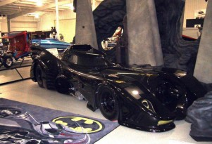 My Best Auto Show Moment: The Batmobile