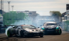 Battledrift 2 with Daigo Saito and Steve Biagioni