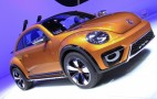 VW Beetle Dune Off-Road Concept: 2014 Detroit Auto Show
