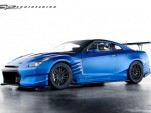 BenSopra Nissan GT-R from Fast and the Furious 6 - Image: SP Engineering