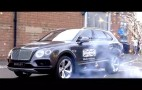 Behind The Scenes With The Bentley Bentayga: Video
