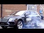 Bentayga screen capture