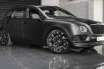 Kahn Design takes on the Bentley Bentayga