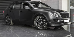 Bentley Bentayga Le Mans Editions by Kahns Design