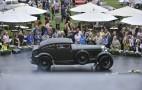 Bentley 'Blue Train' Cleans Up At Schloss Bensberg Classics
