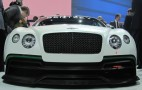Bentley Continental GT3 Concept Live Photos: 2012 Paris Auto Show