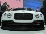 Bentley Continental GT3 concept, Paris Motor Show preview, Sep 2012