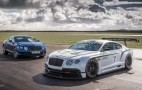 Production Bentley Continental GT3 Rumored