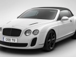 Bentley Continental Supersports Convertible ISR (Ice Speed Record)