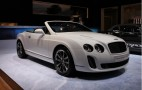Bentley Continental Supersports Convertible ISR Live Photos: 2011 Geneva Motor Show