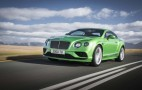 Bentley Continental GT And Flying Spur Updated For 2016