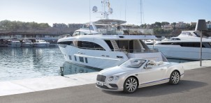 Bentley Continental GT Convertible Galene Edition by Mulliner