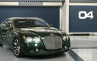 Bentley Zagato GTZ Revealed Ahead Of Geneva