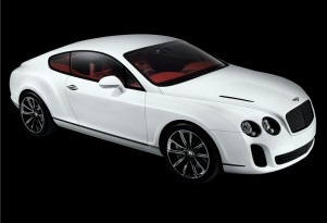 Bentley Continental GT Supersports Goes Green; Wait, What?