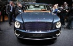 Updated Bentley SUV Concept To Debut At Year End: Report