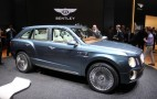 Bentley Boggles With Geneva Show Concept SUV