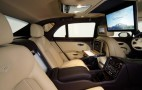 Bentley Mulsanne Executive Interior Concept: 2011 Frankfurt Auto Show