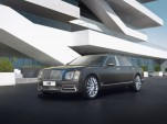 Bentley Mulsanne Hallmark Series Gold