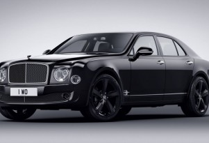 Bentley Mulsanne Speed Beluga