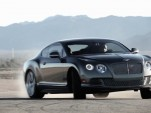 Bentley promotes its North American Driving programs.