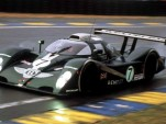 Bentley Speed 8 LMP race car