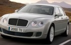 Bentley updates Continental Flying Spur and adds new Speed model