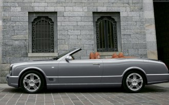 2009 Bentley Azure: T Stands for 50?