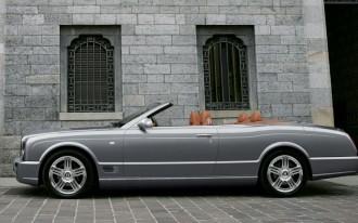 2009 Bentley Azure: T Stands for 50?