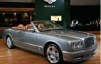 Bentley Introduces 500-HP Azure T Convertible