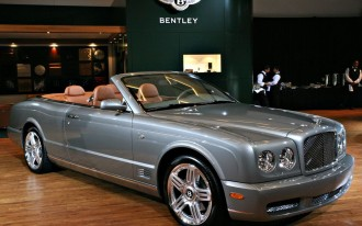 Bentley Shows 2009 Azure T