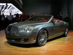2009 Detroit Show: Bentley Continental GTC