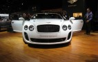 Report: Bentley Working On Hybrid Powertrain 