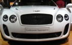 Bentley Shows Continental GT Supersports In New York