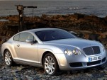 Compared: Bentley Continental GT Vs. Mercedes-Benz CL-Class