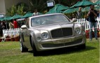 Report: Bentley Mulsanne Coupe And Convertible Planned 