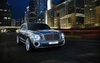 Bentley Reveals Its EXP 9 F Luxury Performance SUV Concept