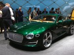 Bentley To Be Fourth VW Group Brand To Offer Electric Car