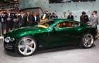 New EXP 10 Speed 6 Concept Hints At Potential Bentley Sports Car: Live Photos And Video