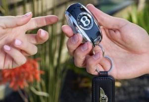 Bentley On Demand service