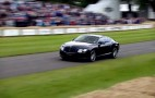 Bentley's Continental GT Speed Climbs The Hill At Goodwood