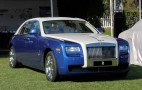 2013 Rolls-Royce Ghost Presented At Pebble Beach Concours d'Elegance