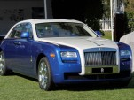 Bespoke 2013 Rolls-Royce Ghost at 2012 Pebble Beach Concours d'Elegance