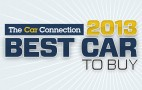 The Car Connection To Name Best Car to Buy 2013