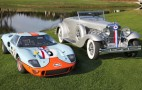 Best In Show At Amelia Island: 1936 Duesenberg SJN And 1968 Ford GT40