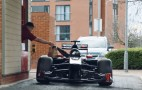Gear up for the 2016 Gumball rally with this video of an F1 car on the streets