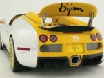 Bijan custom Bugatti Veyron Grand Sport
