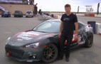 Bill Caswell Attacks Buttonwillow With The 500-HP Crawford BRZ: Video