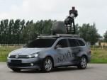 Bing Maps Streetside car
