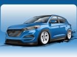 Bisimoto Engineering Hyundai Tucson