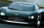 Blast from the past: Bentley Hunaudières concept